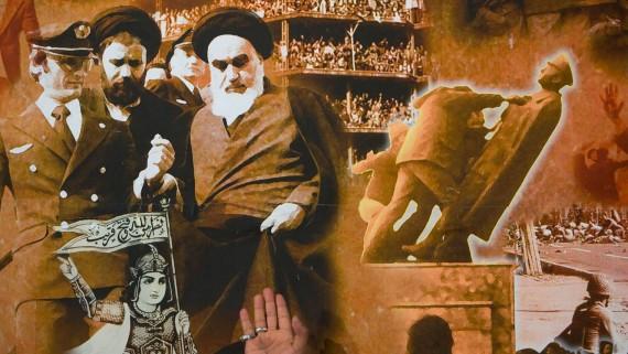 Livre Marécage ayatollahs histoire Révolution iranienne Pierre Christian Pahlavi