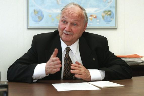 Mort Maurice Strong parrain réchauffement climatique gouvernance globale