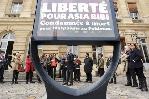 Noël Asia Bibi prison pardonne persécutent