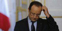 La popularité de François Hollande de nouveau en chute