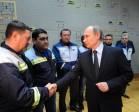 Poutine inaugure un pont énergétique entre la Russie et la Crimée