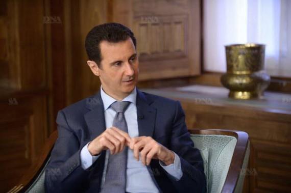 Président syrien Assad France terrorisme
