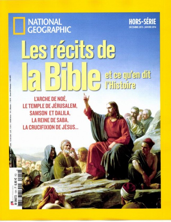 Récits Bible National Geographic