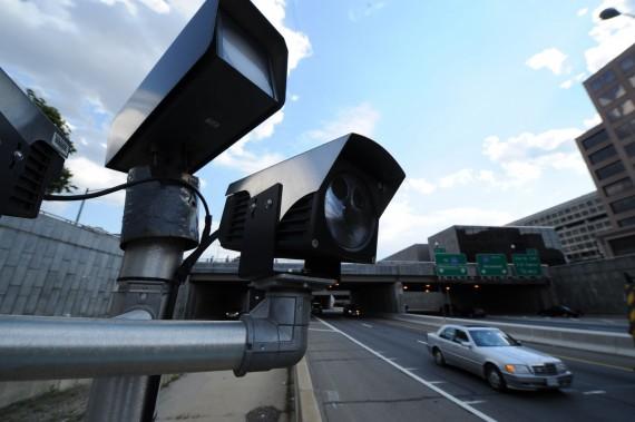 Répression routière Washington DC radars surveillance supplémentaires