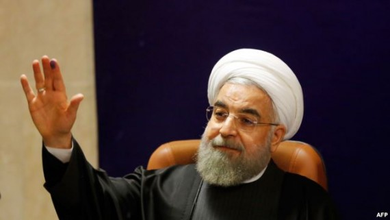 Restructuration religions président iranien Rohani musulmans corriger image islam