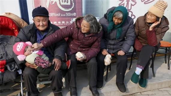 Vieillissement baisse population active Chine Banque Mondiale