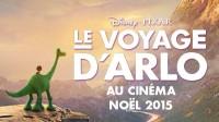 ENFANTS/DESSIN ANIME Le Voyage d'Arlo ♠