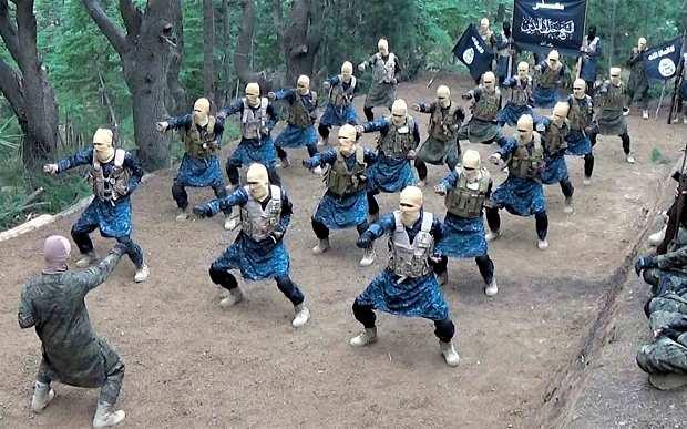 camp entraînement Etat islamique Afghanistan