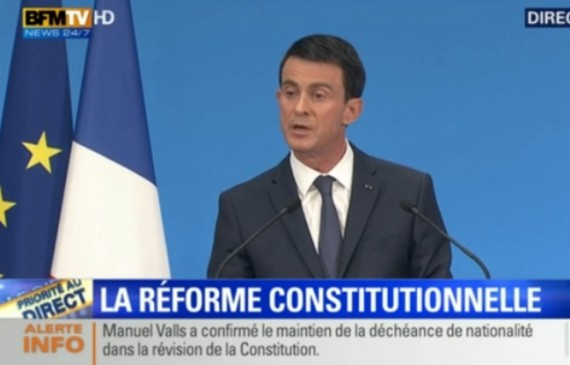 mille djihadistes français Valls