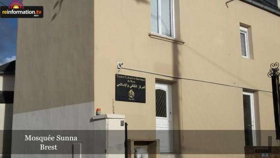 mosquée salafiste Brest