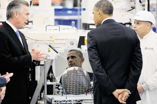 Barack Obama crée emplois statistiques