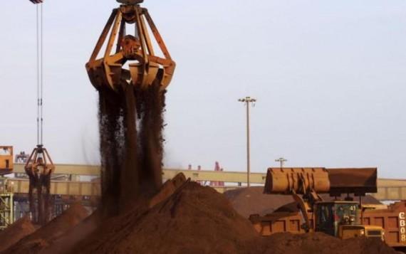 Chine bénéficiaire chute cours matières premières