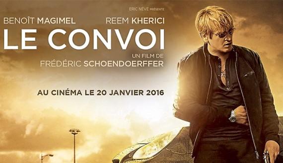 Convoi film français action policier