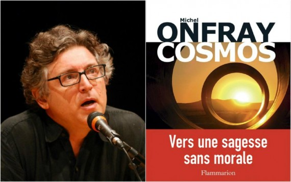 Cosmos Michel Onfray reflet apories temps Livre
