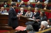 Malgré les divisions, Artur Mas ne renonce pas à l'idée de l'indépendance de la Catalogne