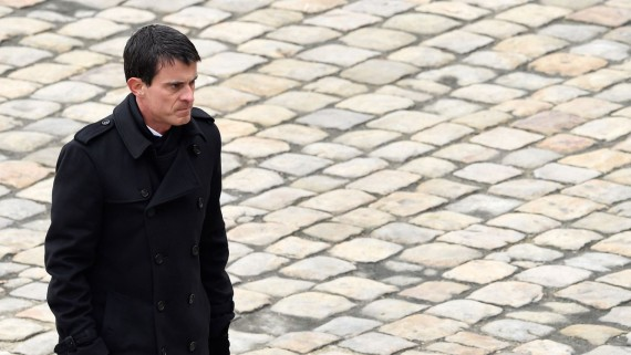 Europe état urgence Valls