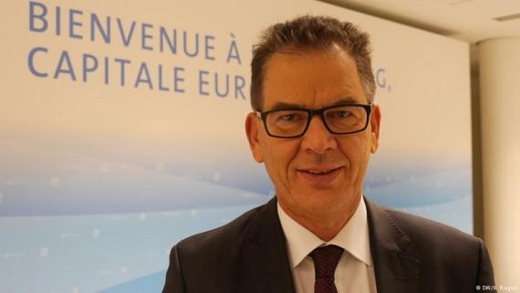 Europe 10 millions immigrés ministre allemand Gerd Müller