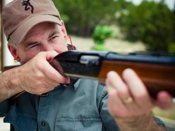 Gouverneur Texas Greg Abott Obama arme viens chercher phrase