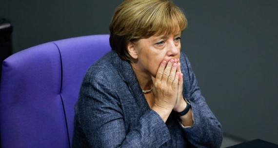 Migrants Allemands démission Merkel