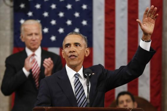 Obama révolution mondiale Amérique état Union