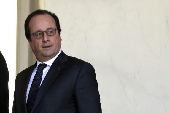 Voeux Hollande gouvernement