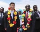 Le Zimbabwe a adopté le yuan comme monnaie légale et de réserve