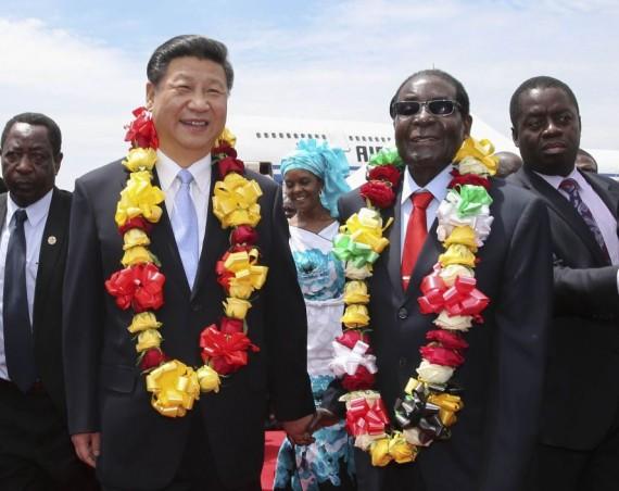 Zimbabwe yuan monnaie légale réserve