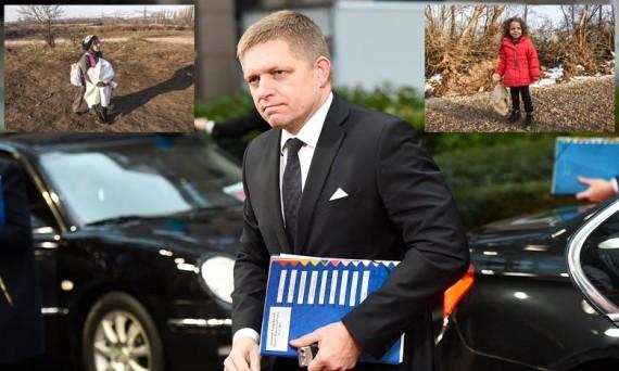 suicide rituel Premier ministre slovaque politique migratoire Union européenne