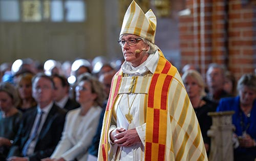 église nationale luthérienne Suède