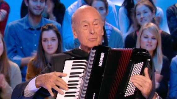90 anniversaire Giscard Chères bougies