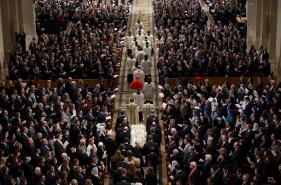 Abbé Paul Scalia homélie funérailles Antonin