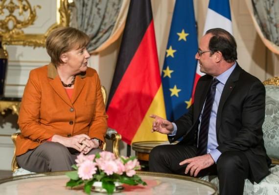 Accords Merkel Hollande
