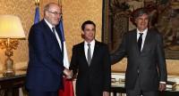 Agriculture: Manuel Valls face à l'Union européenne