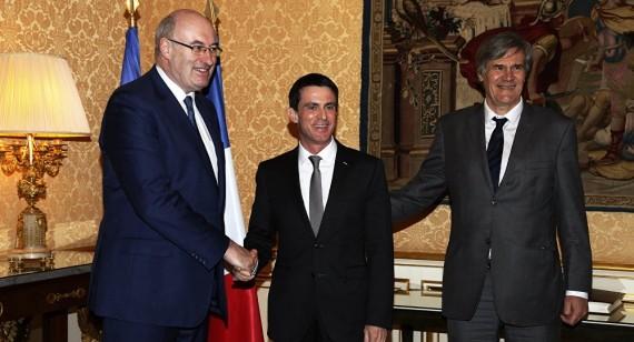 Agriculture Valls Union européenne