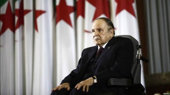 Algérie troisième révision constitutionnelle Bouteflika