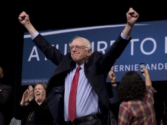Bernie Sanders pape François socialiste