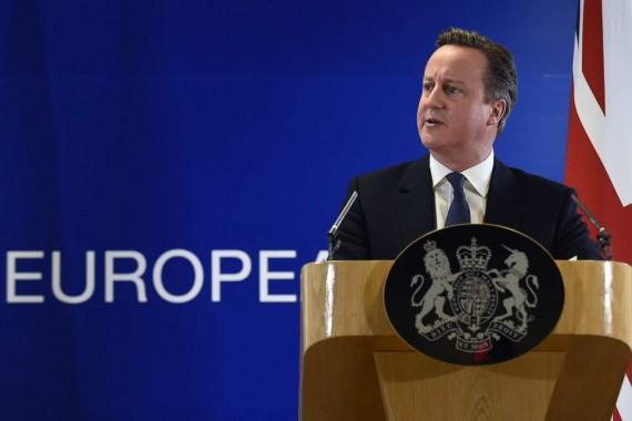 Brexit Cameron accord européen statut spécial