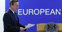 Face au Brexit, Donald Tusk propose à David Cameron un accord en trompe-l'œil