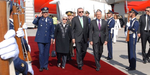 Erdogan Chili Turquie Amérique latine