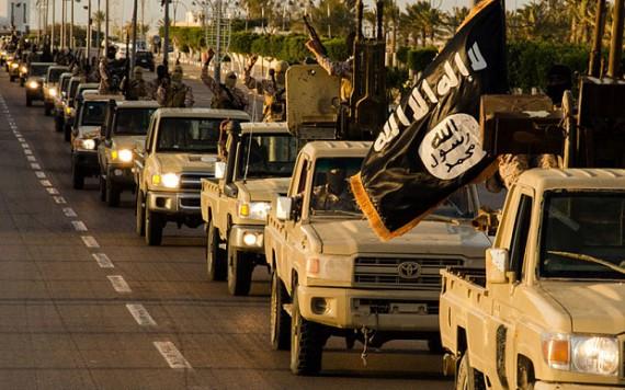 Etat islamique recrute pauvres Afrique 1.000 dollars armée migrants