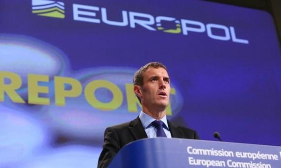 Europol djihadistes entraînés Etat islamique UE