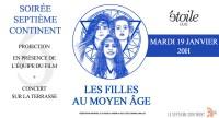 COMEDIE DRAMATIQUE/ENFANTS<br>Les Filles au Moyen-Age •