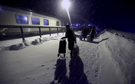 Finlande migrants Irakiens annulent demande asile froid mauvais accueil
