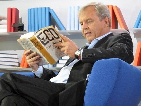 Herles ZDF Avoue Journalistes Ordres Télé Allemande