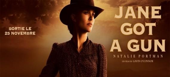 Jane got gun film western classique