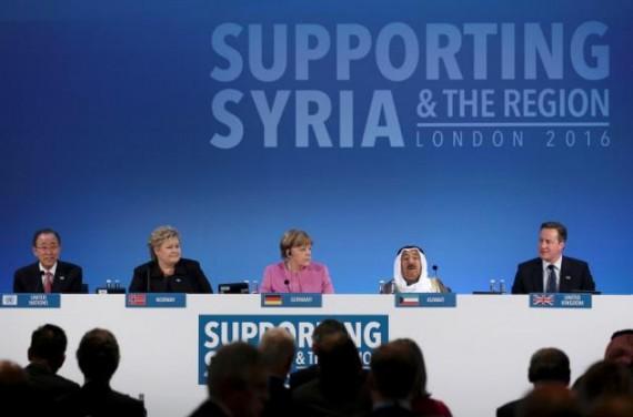 Milliards dollars Syrie réfugiés