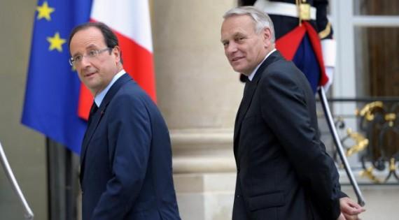 Ministre Ayrault inquiète Union européenne