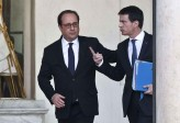 Nouvelle chute de popularité pour François Hollande