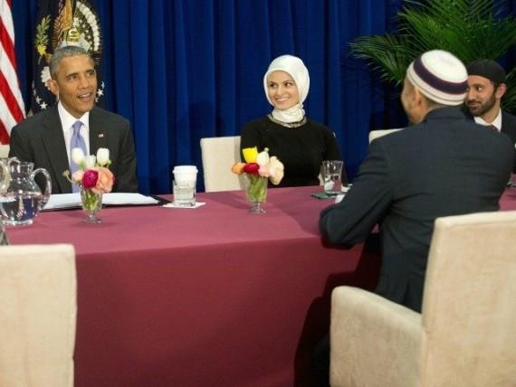 Obama mosquée islam Amérique