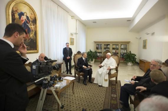 Pape François Chinois Convergence Mondialiste Communisme